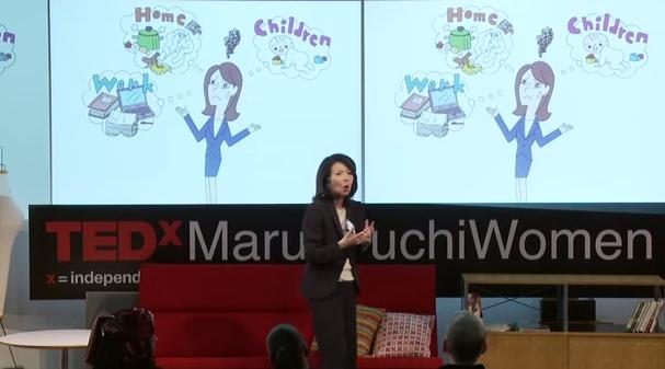 弊社社長 佐藤玖美がTEDxMarunouchiWomenにスピーカーとして参加しました