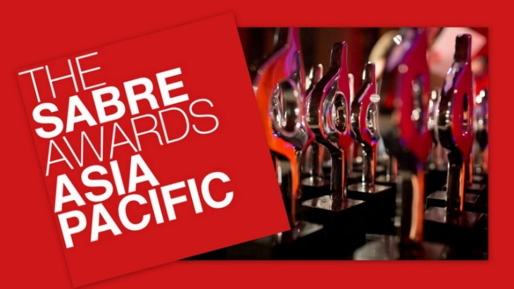COSMO a finalist at the 2016 SABRE Awards Asia-Pacific.