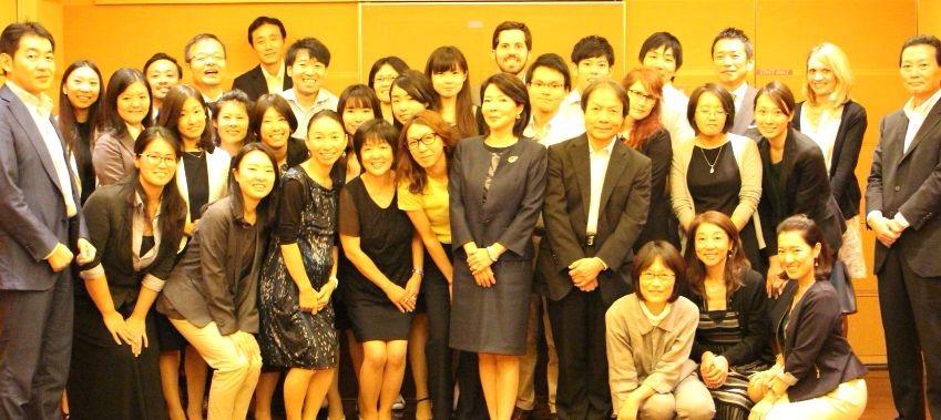Cosmo PR team