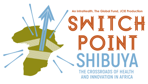 Dr. Hozumi hosts SwitchPoint Shibuya, an event focused on inventive approaches to solving health challenges in Africa